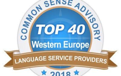 Le cabinet Bonnefous et le groupe Tradutec cités à la 17ieme place des sociétés de traduction dans le classement CSA