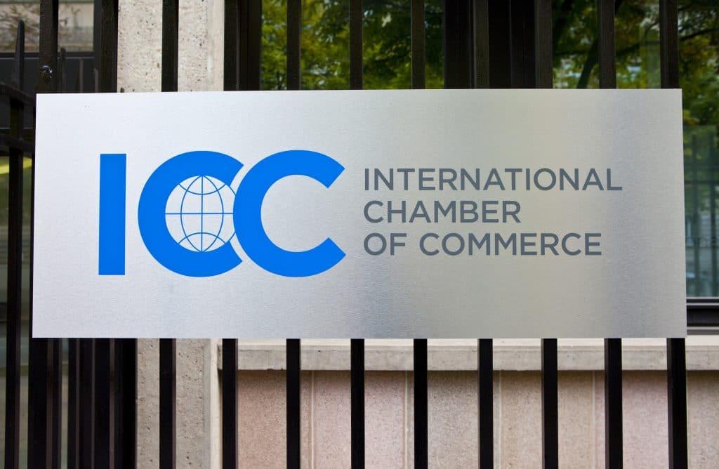 Chambre de commerce internationale à Paris